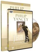 The Jesus I Never Knew Participant's Guide with DVD: Six Sessions on the Life of Christ