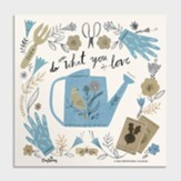 2020 Do What You Love Wall Calendar