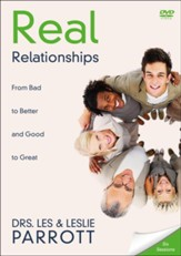 Real Relationships DVD: From Bad to Better and Good to Great