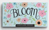 2020/2021 Bloom Pocket Planner