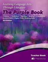 LLATL Purple Book Teacher's Guide,  Grade 5 (3rd Edition)