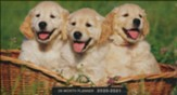 2020/2021 Puppies Pocket Planner
