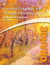 Learning Language Arts Through Literature, Grade 4, Student Activity Book (Orange; 3rd Edition)