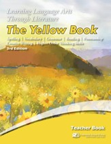 Learning Language Arts Through  Literature, Yellow Teacher's  Guide, Grade 3 (3rd Edition)