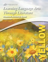 Learning Language Arts Through Literature, Grade 3, Yellow  Student Activity Book (3rd Edition)