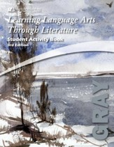 Learning Language Arts Through Literature, Grade 8, Student  Activity Book (Gray; 3rd Edition)