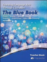 Learning Language Arts Through  Literature, Grade 1,  Teacher's Edition (Blue; 3rd Edition)
