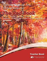 Learning Language Arts Through  Literature, Grade 2, Red  Teacher's Edition (3rd Edition)