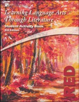 Learning Language Arts Through  Literature, Grade 2, Student  Activity Book (Red; 3rd Edition)