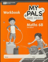 MPH Maths Workbook 6B (3rd Edition)