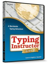 Typing Instructor CD-ROM Gold  (Windows Edition)