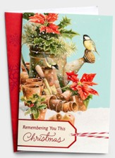 Remembering You This Christmas Christmas Cards, Box of 18