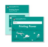 Printing Power Student & Teacher Set (2018 Edition)