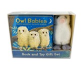 Owl Babies Book and Toy Gift Set [With Book and Owl Toy]