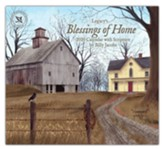 2020 Blessings of Home Wall Calendar