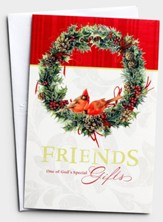 Friends, God's Special Gifts, Christmas Cards, Box of 18
