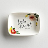 Take Heart Trinket Dish