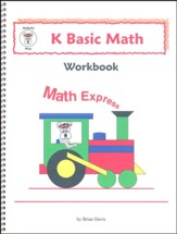 McRuffy Math, Kindergarten, Student Workbook