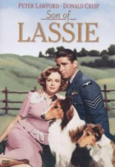 Son of Lassie, DVD