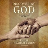 Discovering God in Stories from the Bible, Unabridged Audiobook on CD