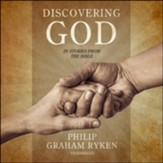 Discovering God in Stories from the Bible, Unabridged Audiobook on MP3-CD