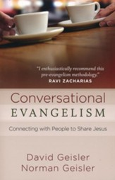 Conversational Evangelism: Connecting with People to Share Jesus - eBook