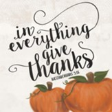 In Everything Give Thanks Trivet