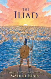 The Iliad, softcover