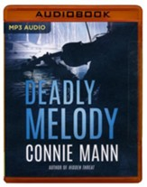 Deadly Melody - unabridged audiobook on MP3-CD
