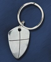 Shield Of Faith Key Ring