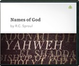 Names of God, Messages on Audio CD