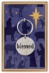 Blessed Boxed Keychain