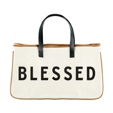 Blessed, Canvas Tote