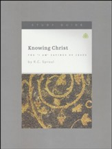 Knowing Christ, Study Guide