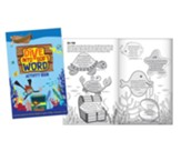 Dive Into God's Word Activity Book