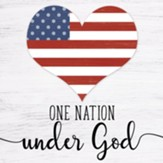 One Nation Under God Plaque