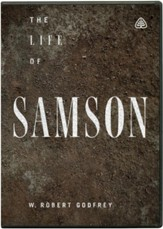 The Life of Samson, Messages on Audio CD
