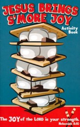 Jesus Brings s'more Joy Activity Book