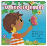 Where Is Jesus?, Hardcover