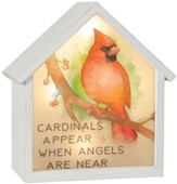 Cardinals Appear LED House
