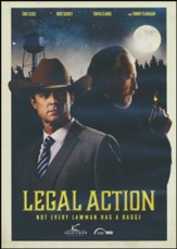 Legal Action, DVD