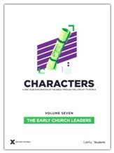 ETB Characters Volume 7: Teen Study Guide
