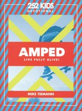 AMPED Devotional: A 9-Week Devotional Experience for Kids
