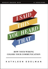 I Said This, You Heard That: How Your Wiring Colors Your  Communication-DVD
