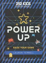 Power Up: Raise Your Game, 9-Week Devotional Experience for Kids