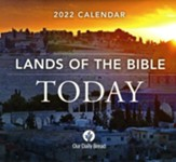 2022 Lands of The Bible Today Wall Calendar