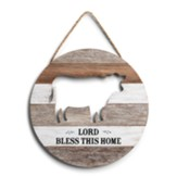 Bless Home Wall Decor