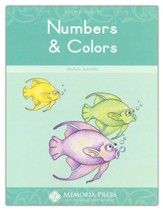 Numbers & Colors Book, 2nd Edition