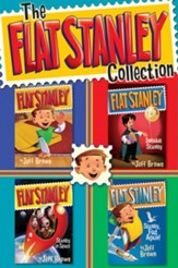 The Flat Stanley Collection (Four Complete Books) - eBook