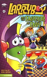 Larryboy and the Emperor of Envy, Larryboy Books #1